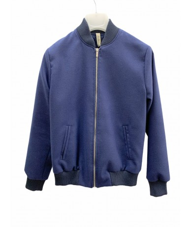 Donvich men's jacket tg. M blue color