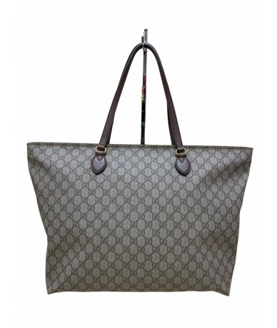 Gucci Ophidia 547974 brown shopping bag