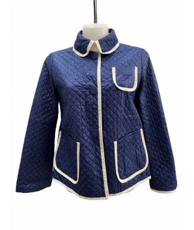 Fay Light down jacket size M in blue color