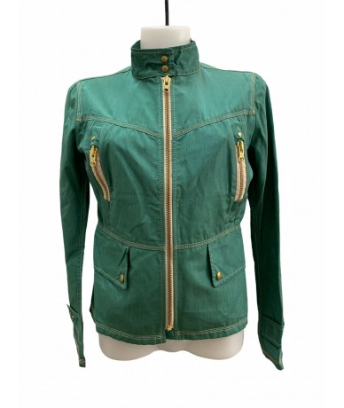 Fay summer jacket green color size M