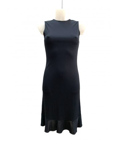 Gianni Versace Evening dress size 42 in midnight blue