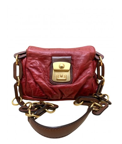 Marc by Marc Jacobs borsa tracollina in pelle colore rosso59,00€