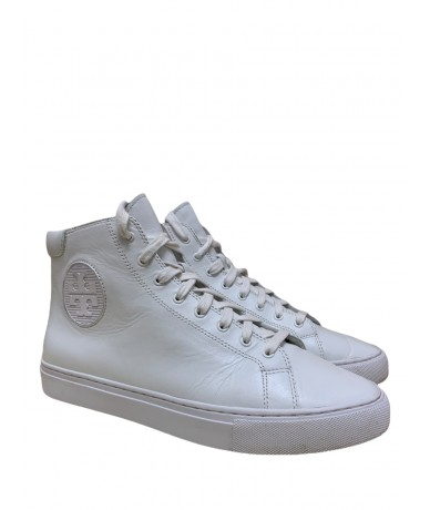 Tory Burch shoes sneakers high size 9 US white