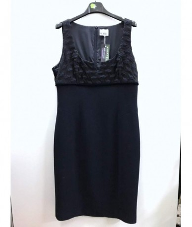 FABRIZIO LENZI Noire Woman dress size M-L