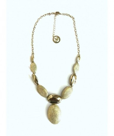 TRIFARI Vintage 80s gold colored necklace