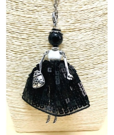 ESSENTIAL JEWELS Necklace with doll