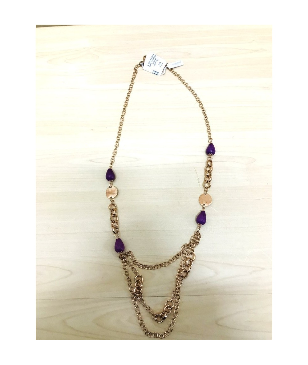 ESSENTIAL JEWELS Collana color oro
