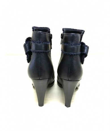 SEE By CHLOE 'Black leather shoes size 38