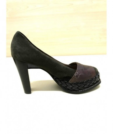 RAS Women's shoes in suede and leather sz. 38